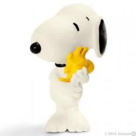 Schleich Peanuts Snoopy met Woodstock