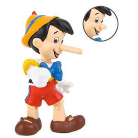 Bullyland Pinocchio with extendable nose