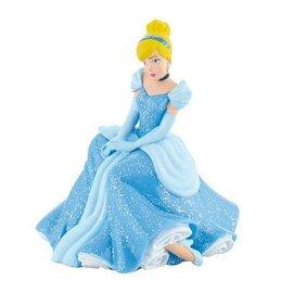Bullyland Prinses Assepoester / Cinderella zittend
