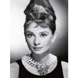 Tushita Notebook A5 Audrey Hepburn z/w