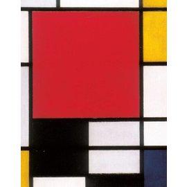 Tushita Notebook A5 Piet Mondrian