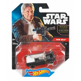 Mattel Hot Wheels Star Wars modelauto Han Solo