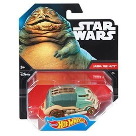 Mattel Hot Wheels Star Wars Modellauto Jabba the Hut