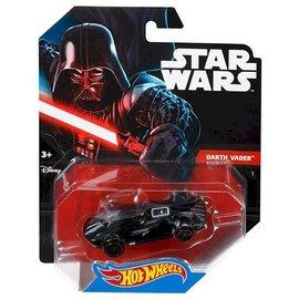Mattel Hot Wheels Star Wars mode car Darth Vader