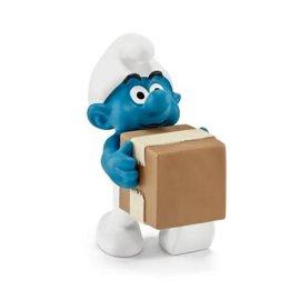 Schleich Kantoor Smurf Logistiek