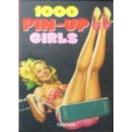 taschen 1000 Pin-Up Girls