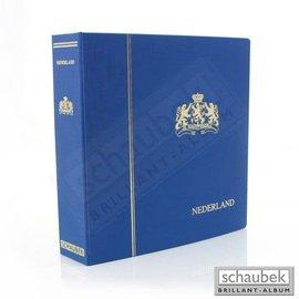 Schaubek BR Album & Kassette Niederlande I 1852-1969