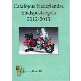 Book4U Catalogus Nederlandse Stadspostzegels 2012-2013