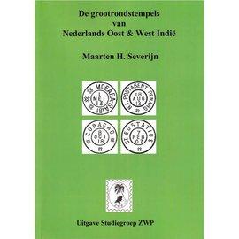 ZWP De grootrondstempels van Nederlands Oost & West Indie