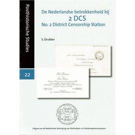 Po & Po De Nederlandse betrokkenheid bij 2 DCS · No. 2 District Censorship Station