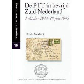 Po & Po De PTT in bevrijd Zuid-Nederland 1944/1945