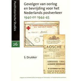 Po & Po Gevolgen van oorlog en bevrijding voor het Niederlandes postverkeer 1940 en 1944-45