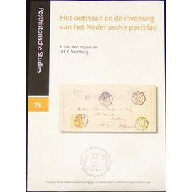 Po & Po Het onstaan en de invoering van het Nederlandse postblad