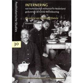 Po & Po Internering van buitenlandse militairen in Niederlande gedurende de Eerste Wereldoorlog
