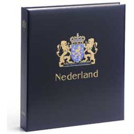Davo Luxus Album Niederlande Kleinbogen III 2015-2017