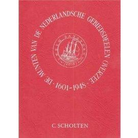 Mevius Munten Nederlandse Overzeese Gebieden 1601-1948