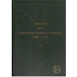 NVMH Nederlandse Provinciale Muntslag Band 2 1568-1795