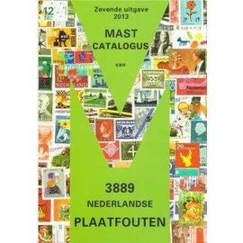 Mast Plaatfouten Nederland 2013