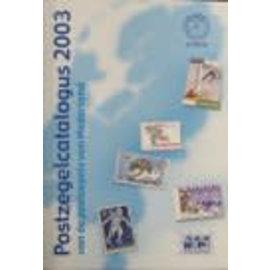 NVPH Postzegelcatalogus 2003 van de postzegels van Niederlande