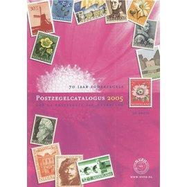 NVPH Postzegelcatalogus 2005 van de postzegels van Niederlande