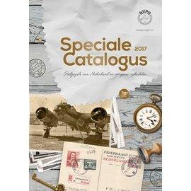 NVPH Speciale catalogus 2017 Postzegels van Nederland en overzeese rijksdelen