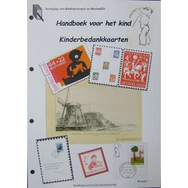 VKM supplement Kinderbedankkaarten Nederland 2010