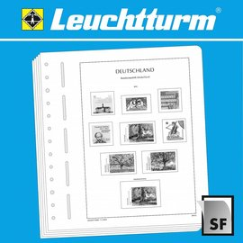Leuchtturm Text SF Altdeutschland