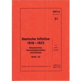 Infla Deutsche Inflation 1916-1923 - Wissenswertes, Sammelmöglichkeiten und Hinweise