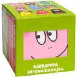 Barbapapa Minibücher 9 Stück