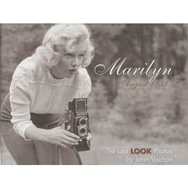 Calla Marilyn August 1953 · The Lost Look Photos