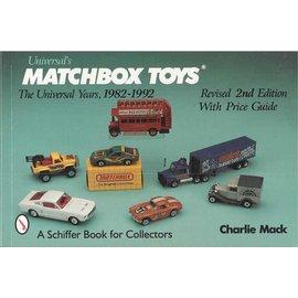 Schiffer Matchbox Universal 1982-1992