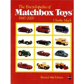 Schiffer The Encyclopedia of Matchbox Toys