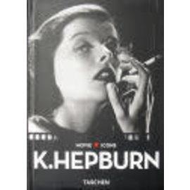 taschen Movie Icons · K. Hepburn