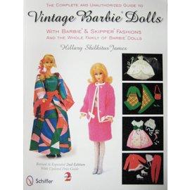 Schiffer Vintage Barbie Dolls with Barbie & Skipper Fashions