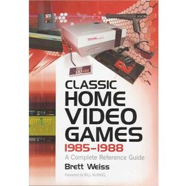 McFarland Classic Home Video Games 1985-1988