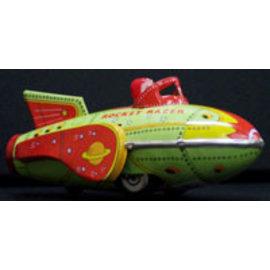 Schylling Associates Robot - Rocket Racer - MF 735