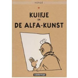 Casterman Kuifje en de Alfa-Kunst