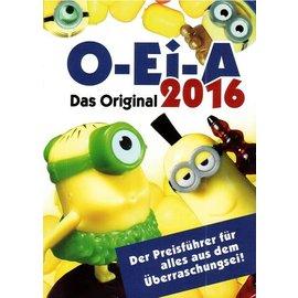 Feiler Verlag O-Ei-A Das Original 2016