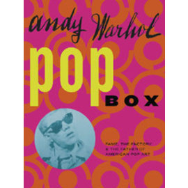 Chronicle Books Andy Warhol Pop Box