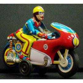 Tin Treasures Motor - Winner Motorcycle