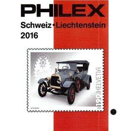 Philex Switzerland · Liechtenstein 2016