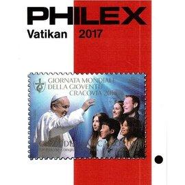 Philex Vatikan mit Kirchenstaat 2017