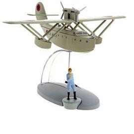 moulinsart Jo, Suus en Jocko Amerikaans watervliegtuig