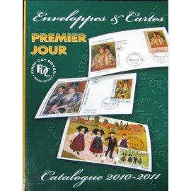 Farcigny Enveloppes & Cartes Premier Jour Catalogue 2010-2011