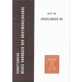 Neues Handbuch Joegoslavie deel 7 dienst en lokale zegels