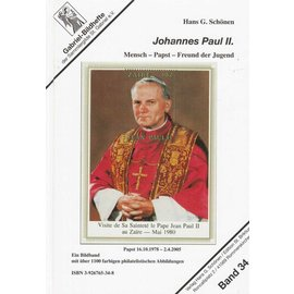 Schönen Paus Johannes Paulus II auf Marken