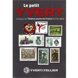 Yvert & Tellier Le Petit Yvert de France 2014