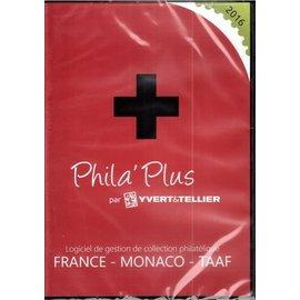 Yvert & Tellier Phila'Plus France - Monaco - TAAF 2016