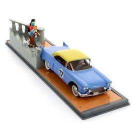 moulinsart Kuifje Cadillac Eldorado