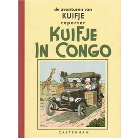 Casterman Kuifje in Congo